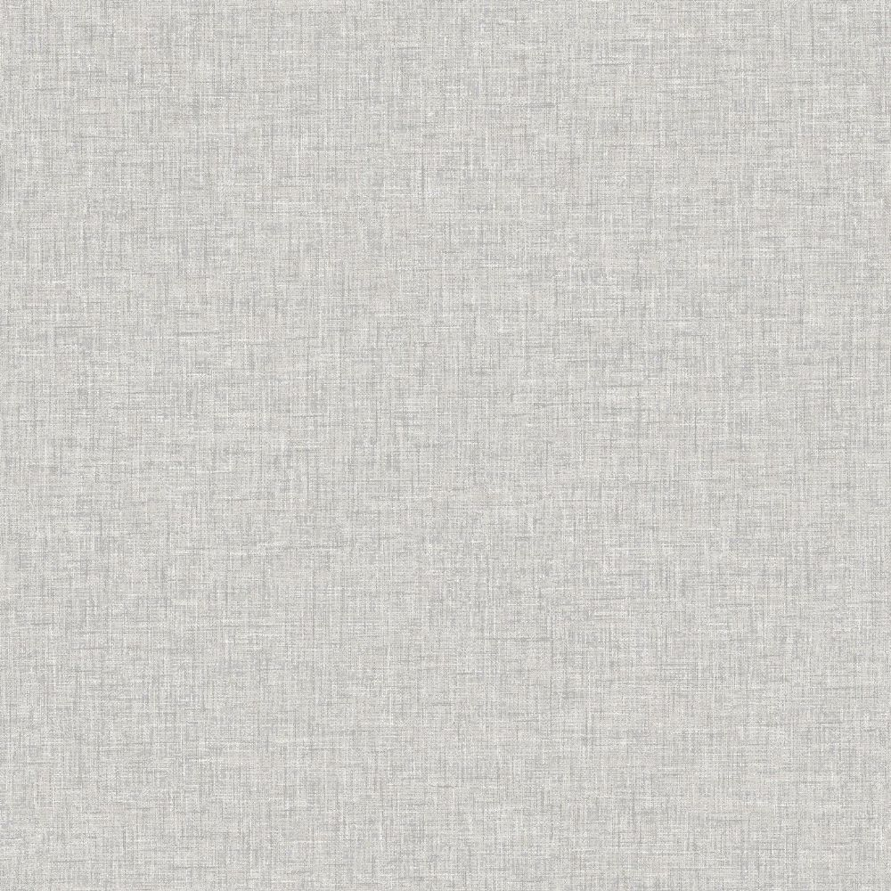 Arthouse Linen Texture Light Grey 676006 Wallpaper